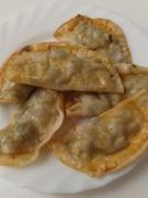 Crestes de carn, pollastre i vegetals (al forn)